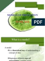 Models of Prevention