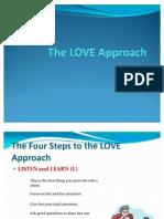 Talk 3 -The LOVE Approach - Mrs. N. David