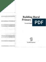 Building Rural Primary Schools
