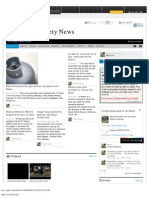 Health and Safety News, 2012-02-14 Edition