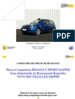 Renault Clio Group n