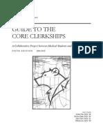 Clerkship Guide