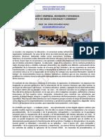 47. EDUCACION SIGLO XXI + EDUCACIÓN Y EMPRESA