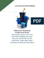 Franchise Info eBook