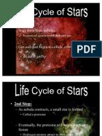 16.2-Life Cycle of Stars