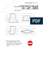 Áreas e perímetros 3