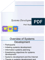 Systems Development - MIS