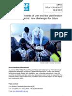 Libya Situation Update - 07-02-2012 - Handicap International