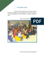 Leiturar -Turma do 3º ano A da EB dos Campos da Misericórdia