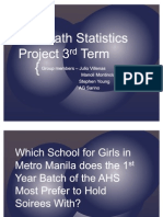 Math Proj 3term
