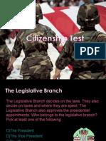 FInal Citizenship Test
