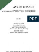 Pathways of Change - ToC