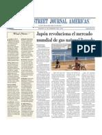 Japón revoluciona el mercado de gas natural licuado