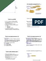 Cap 1 - La Programmazione in C