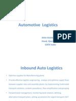 Auto Logistics v2