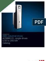 ACS880-01 Single Drives 3AUA0000098111 en REVD