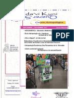 Gaceta Antropologica Kundavi Kuni n.3