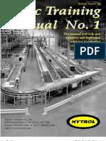 Hytrol Basic Training Manual Konveijeri