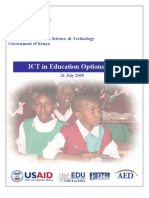 ICT in Education Options Paper