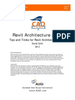 2009-Revit Tips and Tricks