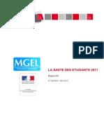 Rapport MGEL 2011
