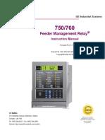 GE Multilin 750_760 Basic