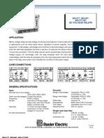 Basler BE3-27T Datasheet
