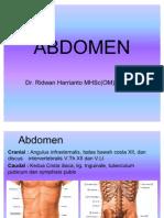 abdomenmp52 dr.Ridwan