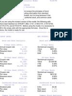 Revised Spreadsheet