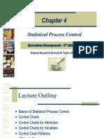 Stastical Process Control Charts