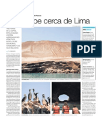 Turismo en Reserva Natural de Paracas