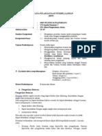 Rencana Pelaksanaan Pembelajaran Rabu