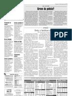 Homenagem a Ondy - Jornal Hoje