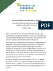 Forum fiscalité numérique