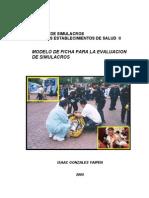 Manual Simulacros Evaluacion
