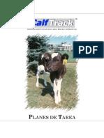 Calf Track Chore Plans Spanish 2006