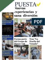 Periódico Respuesta. 3ra edición