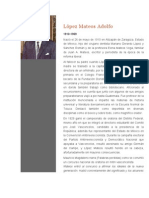 López Mateos Adolfo