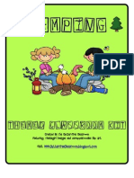 Camping Theme Classroom Kit Printables Resources More[1]