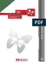 Morpho3D2.8 - User Guide