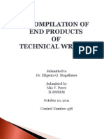 79447345 English Technical Writing Samples