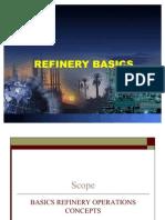 Refinery Basics