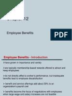12 Employee Benefits