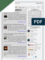 India Transport Portal Newsletter - February, 2012