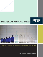 Revolutionary Medicine by Sean P. Brotherton