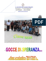 Gocce Di Speranza... - Classe III