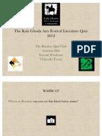Kalaghoda 2012 - Prelims_dry