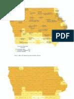 Iowa Maps