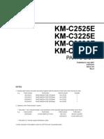 KM C2525 C3225 C3232 PL Rev2