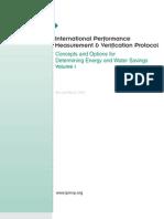 IPMVP Baseline